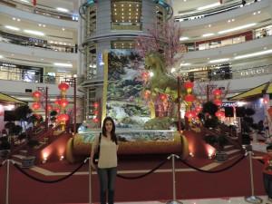 Centro Comercial Torres Petronas